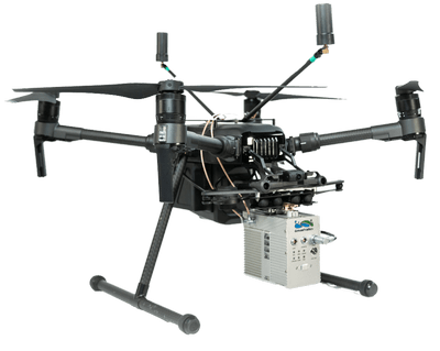 Drone-LiDAR